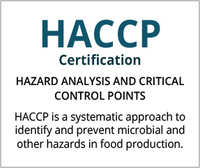 HACCP Certification France