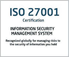ISO 27001 Certification France