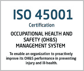 ISO 45001 Certification France