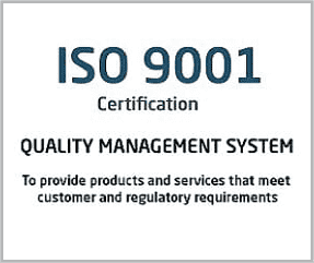 ISO 9001 Certification France